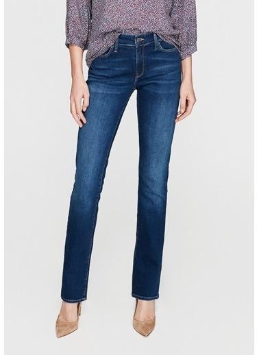Mavi Jean Pantolon | Mona - Regular Lacivert